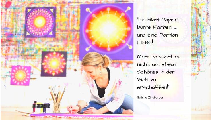 Die Kraft der Farben - probiere die heilsame Wirkung einmal aus!